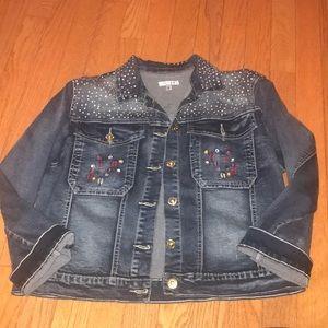 Denium jacket